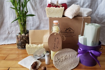 EcoAccent Eco-Friendly Subscription Box