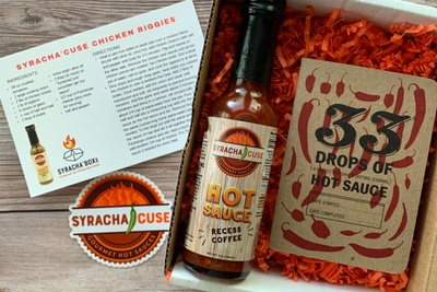 SYRACHA'BOX Hot Sauce Subscription Photo 1
