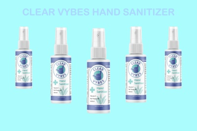 Clear Vybes Hand Sanitizer Photo 1