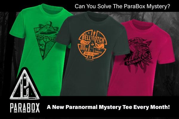 ParaBox - Mystery T-Shirts
