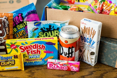 The Sweets Box Photo 1