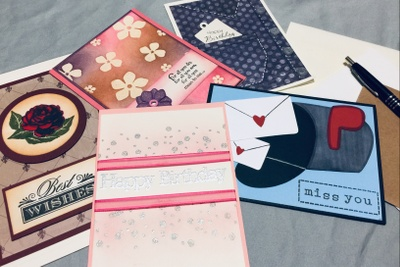 Monthly Greeting Card Box Photo 2