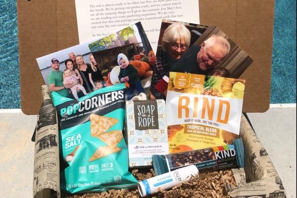 grandbox subscription box service for seniors