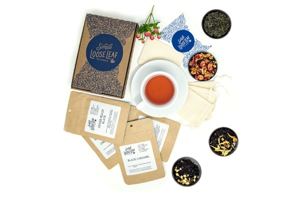 Simple Loose Leaf Tea Company