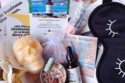 The Self-Love Ritual Subscription Box Photo 2