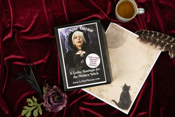 Le Noir Bazaar Box -Your Monthly Box of Witchy Surprises Photo 1