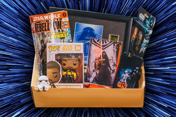Smugglers Crate - The Star Wars Mystery Box!