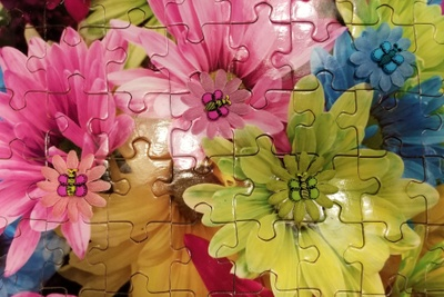 Sensory Jigsaw Puzzle Photo 1