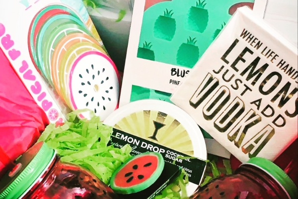 Subscription Boxes for National Punch Day