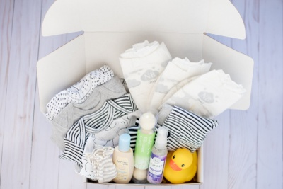 Queen Mommy Pregnancy Care Box Photo 3