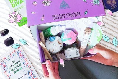 Feeling Fab - A Box of Wellness, Self-Love and Self-Care Photo 2