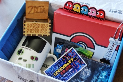 Air Drop Crates Photo 2