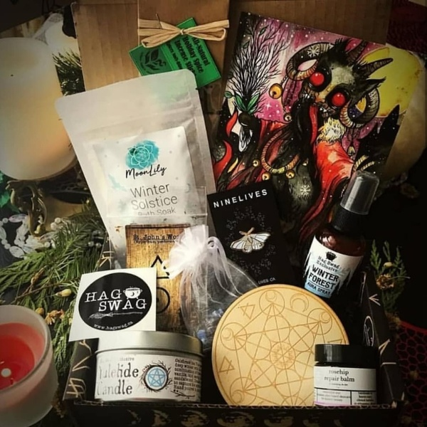 Winter Witch Box ~ December 2018