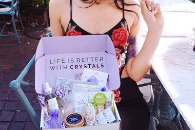 The Self-Love Ritual Subscription Box Photo 3