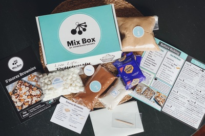 Mix Box by Homemade Bakers Photo 1