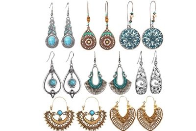 Rustica Earrings Club Photo 1