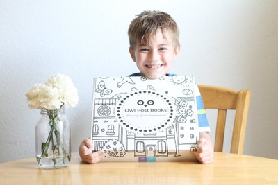 Monthly Kids Book Subscription Boxes for All Ages   Cratejoy