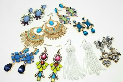 MyVanityFashion Earring of the Month Photo 1