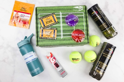 Tennis Trunk Photo 1